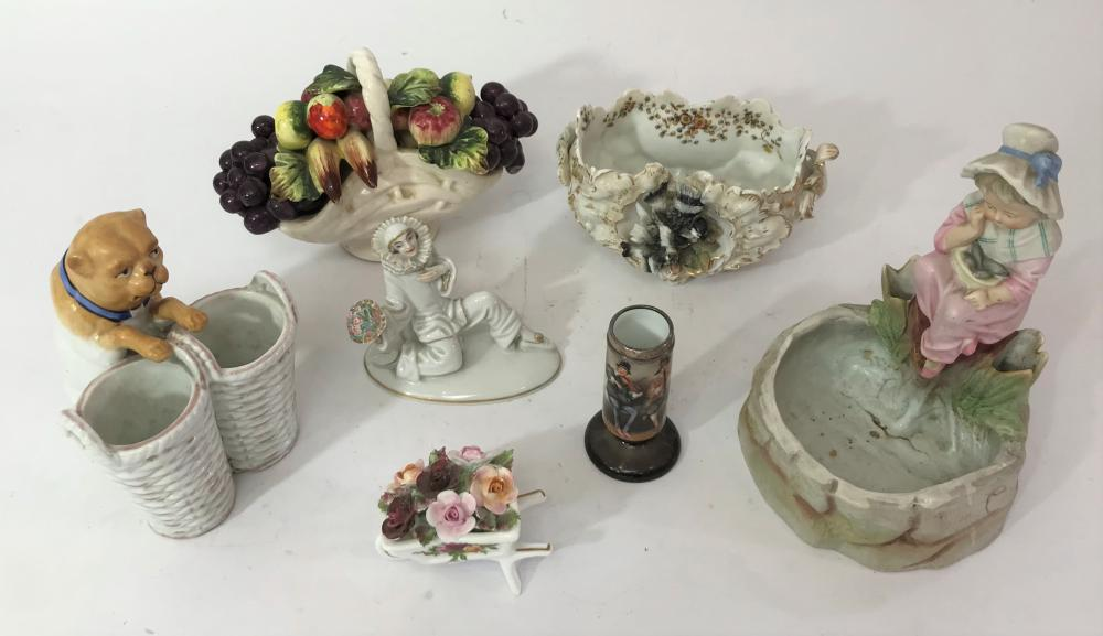 A Collection of Ceramics incl. Royal Albert Old Country Roses