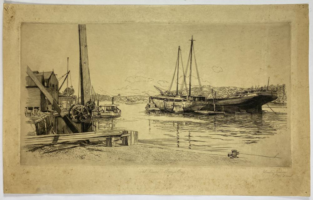 The Etchings of John B Godson & Other Multiples