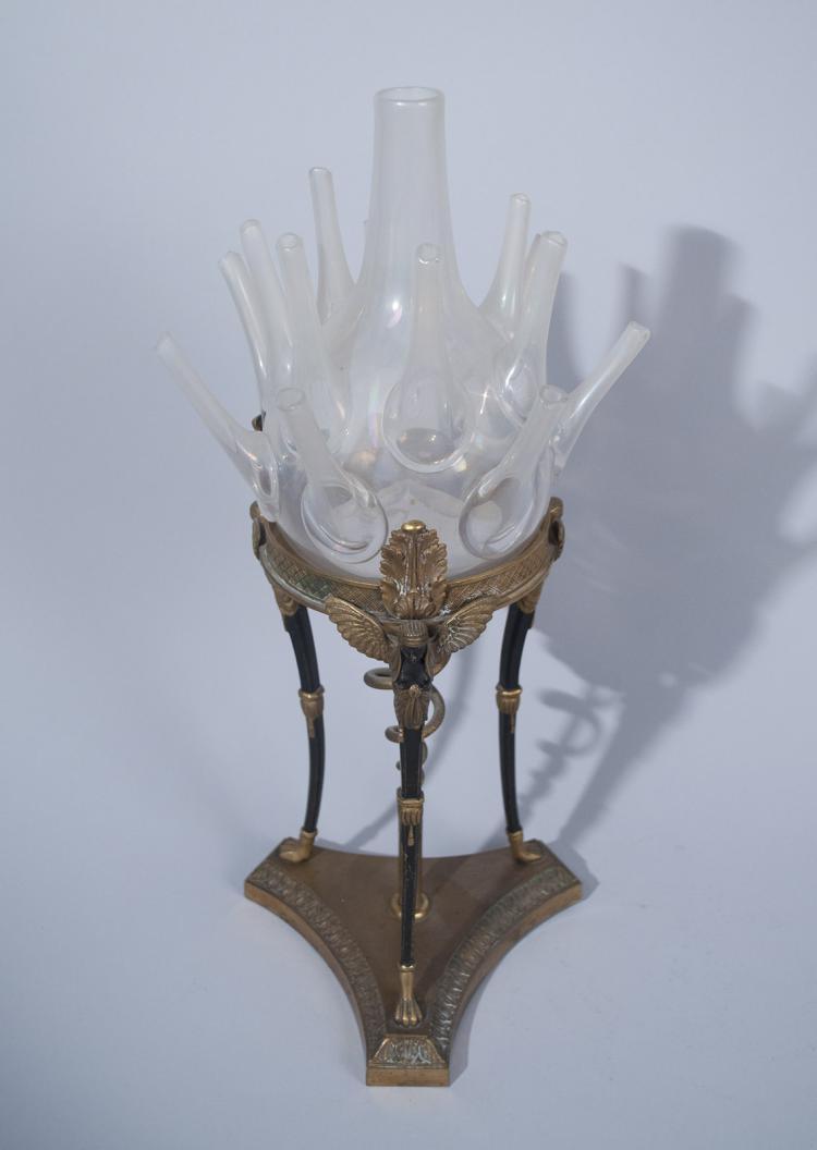 Venetian Glass Grand Tour Vase