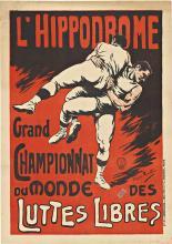 L'Hippodrome Grand Chapionnat du Monde des Luttes Libres