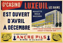 CASINO LUXEUIL Les Baines