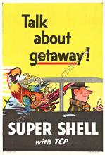 SUPER SHELL Talk about getaway!