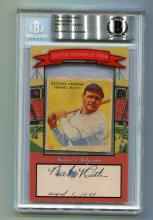 HUGE Sports & Non-Sports Auction - Vintage/Modern Cards - Autographs - Memorabilia - Publications & Much More!!!