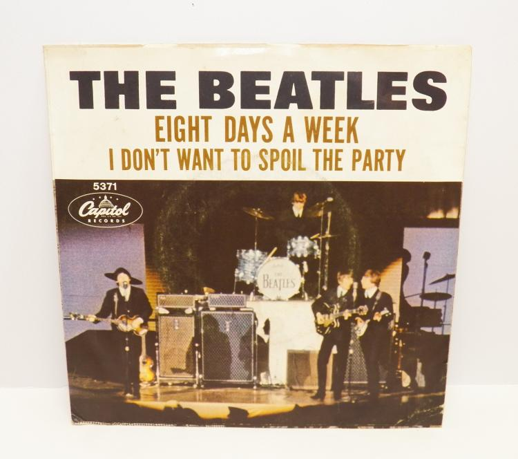 The Beatles I Don't Want To Spoil The Party