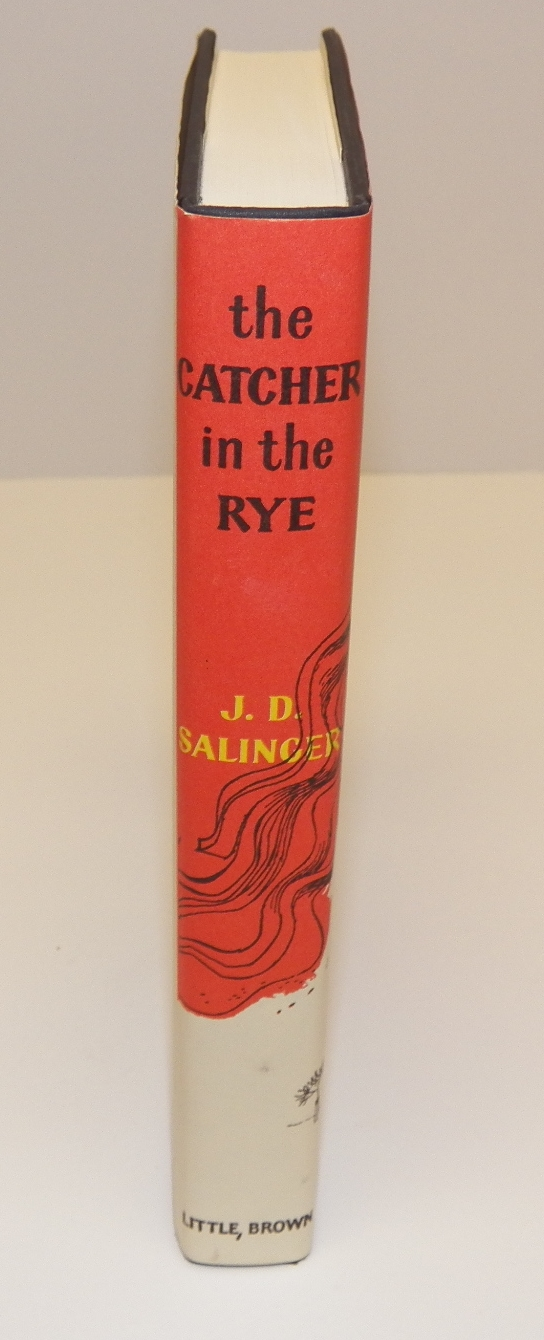 an overview of the value of perspective in catcher in the rye by j d salinger Find great deals for the catcher in the rye by j d salinger (1991, paperback, reprint) shop with confidence on ebay.