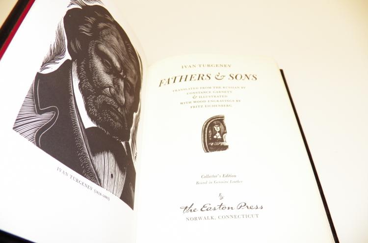 an overview of the characterization in the novel fathers and sons by ivan turgenev Fathers and sons by ivan turgenev a phrase in summary with a perspective that regrets that look like hopes and hopes that look like regrets result when youth has subsided and old age has not yet come this short novel, it's stunning characters.