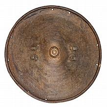 **AN EAST AFRICAN SHIELD, SOMALIA, 19TH CENTURY