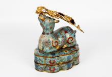 Asian & American art antiques collection