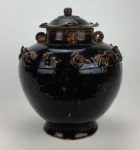 Antique Oil Painting & Asian Porcelain Arts