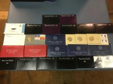 25 United States Mint Proof Sets