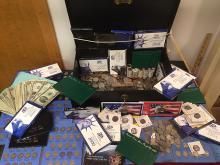 Estate Coin Collection