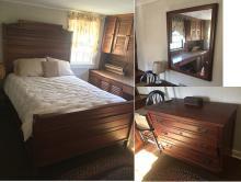 Antique Bedroom Set