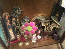 Estate Collectables Lot