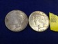 2 U.S. Peace Silver Dollars 1922-D and 1922