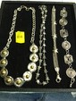 4 Sterling Silver Pieces