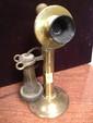 Brass Antique Stick Phone