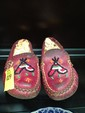 Pair of Early Child's Indian Moccasins