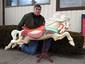 C. W. Parker Carousel Horse