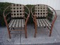 Vintage Pair of Hickory Chairs