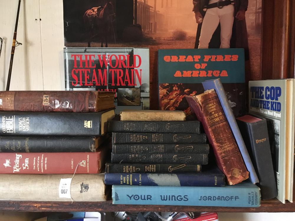 Estate Books