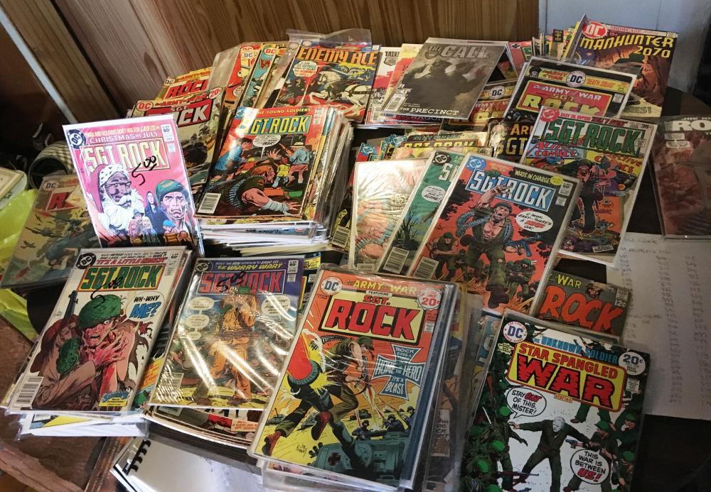Estate Comic Books
