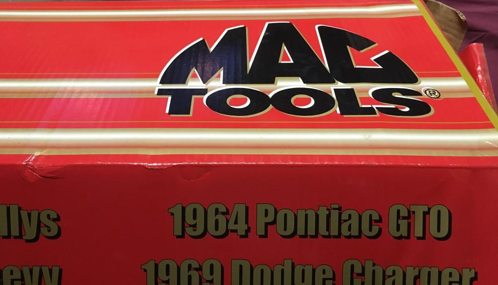 Mac Tools 6 Pc. Set