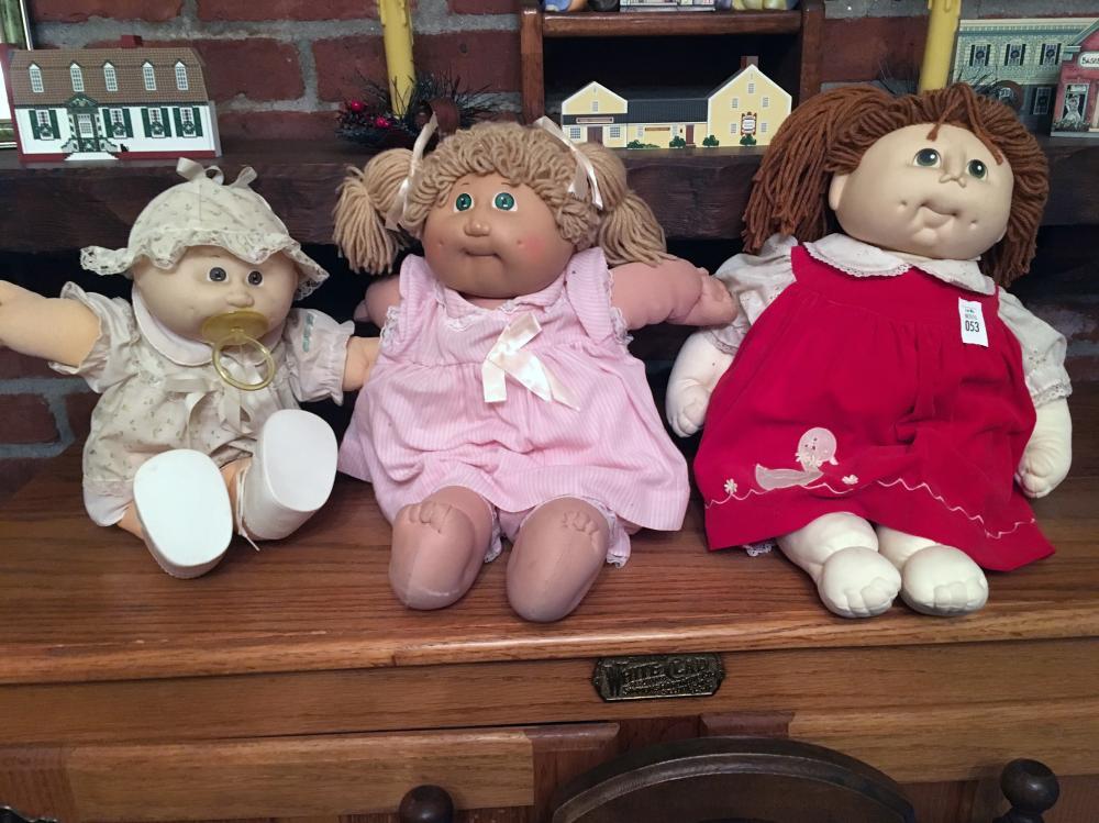 Cabbage Patch Kids Dolls
