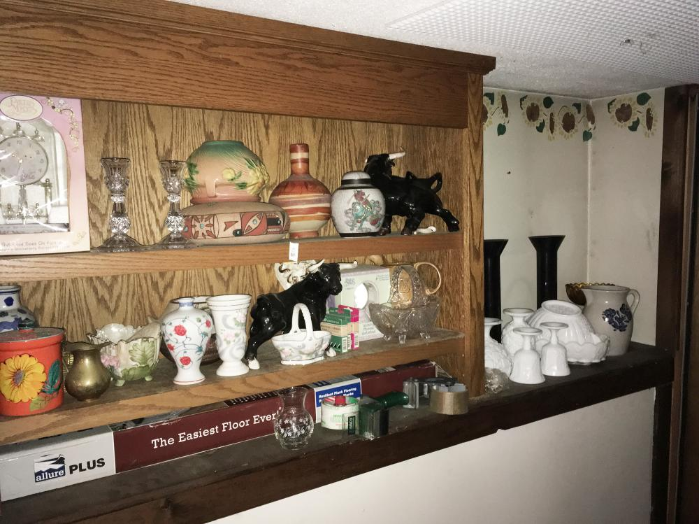Estate Collectible Lot