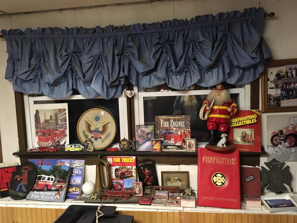 Fireman Estate Collectables