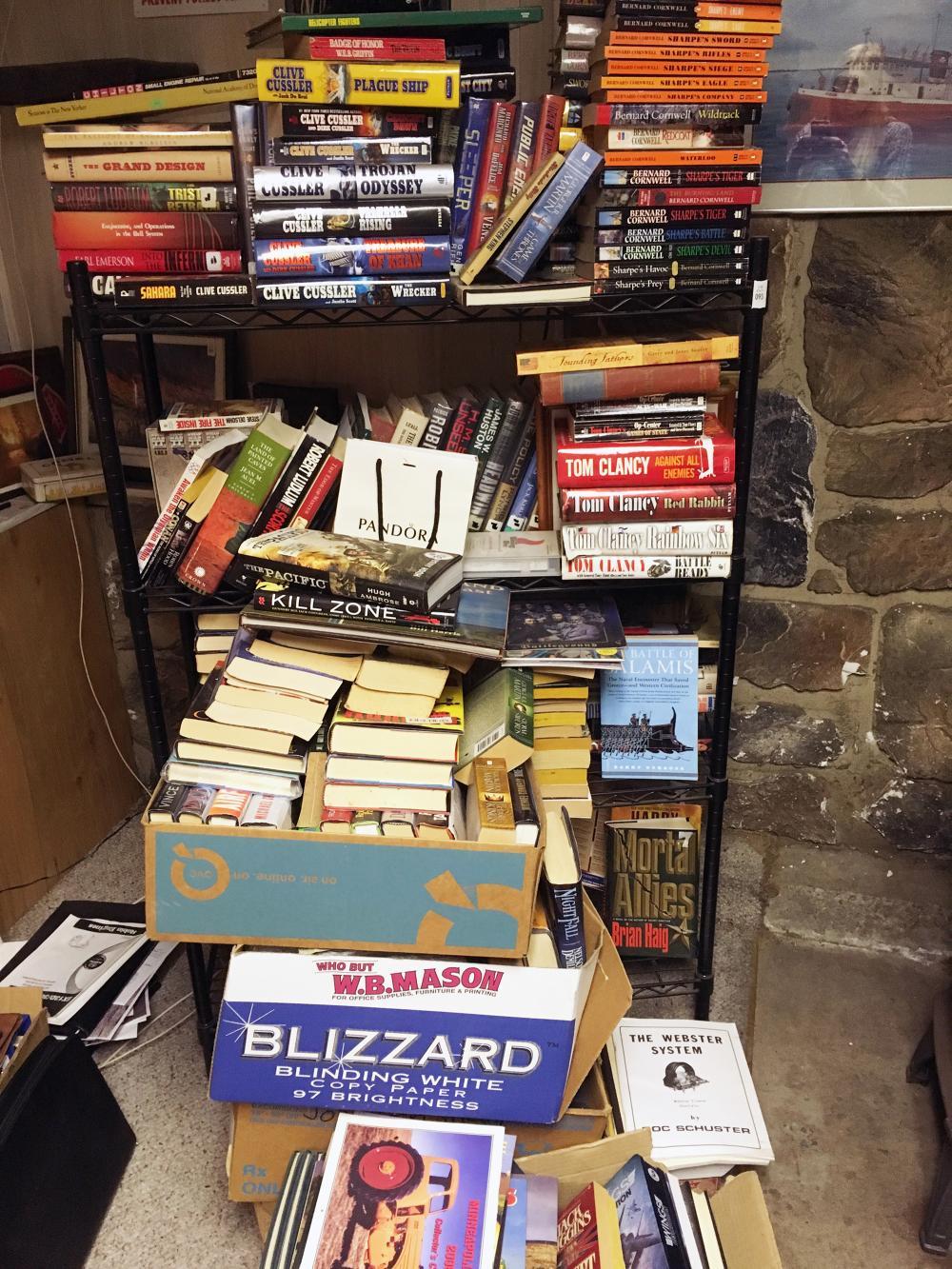 Estate Book Collection