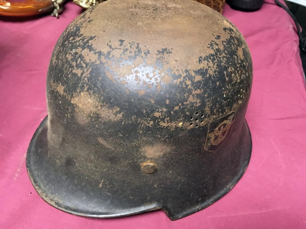 WWII Military Helmet
