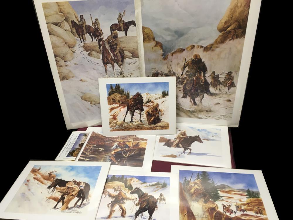 Ken Schmidt Signed Numbered Prints