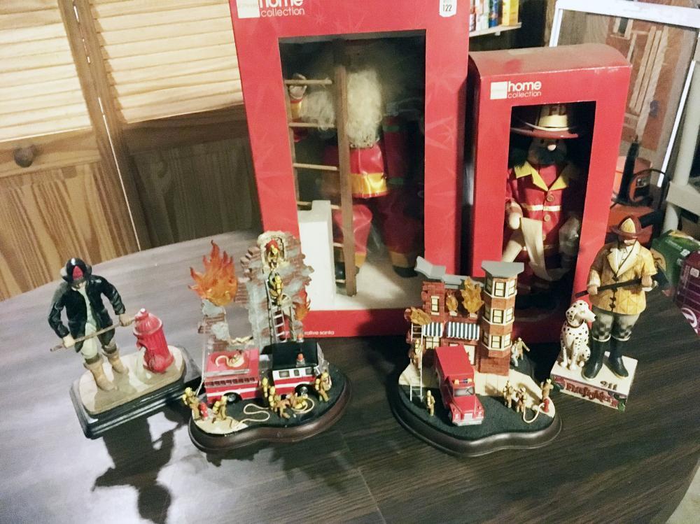 Firemen Collectibles