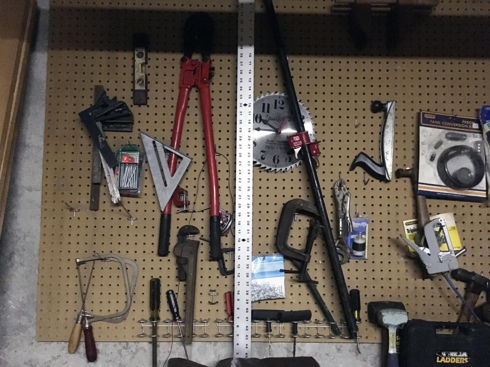 Estate Hand Tools