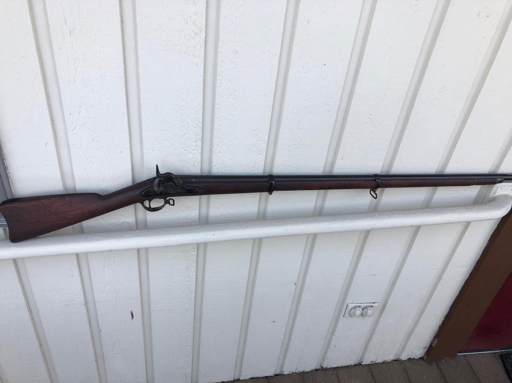 US Springfield Musket