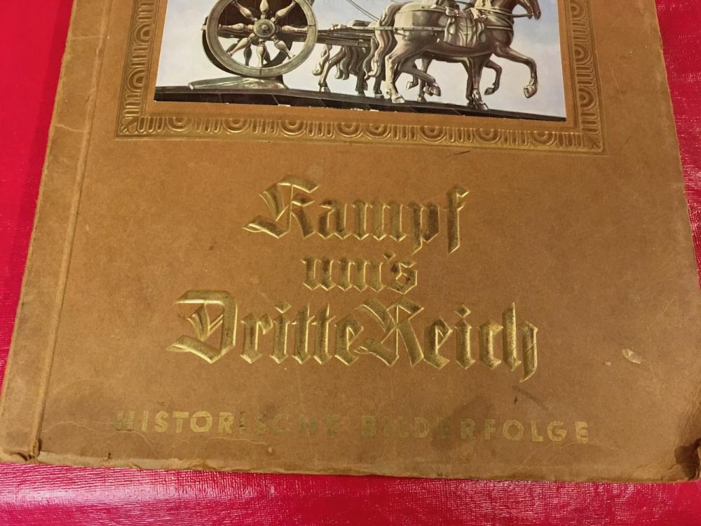 German Military Book
