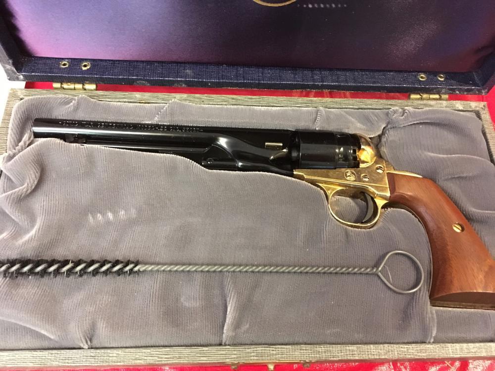 Colt Civil War Centennial Pistol