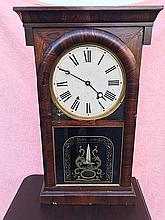 Ansonia Rosewood 8 Day Shelf Clock