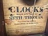 Seth Thomas Pillar and Scroll Clock