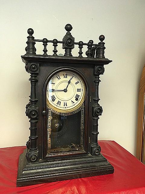 Welch Spring & Co. Gerster Mantel Clock