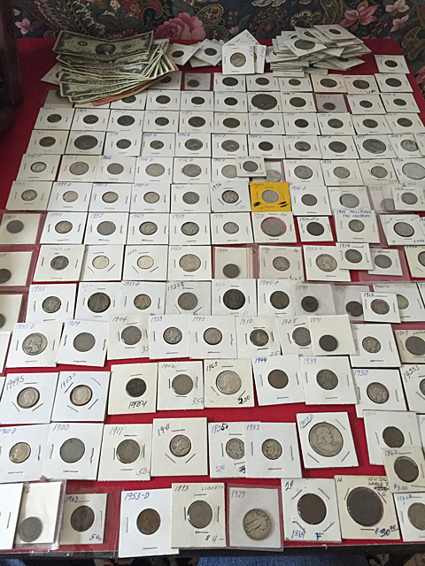 Estate Coin Collection