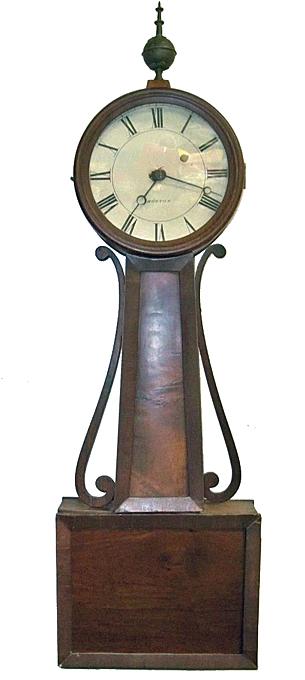 Tifft Style Banjo Clock