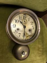 Seth Thomas Outside Bell Ships Clock