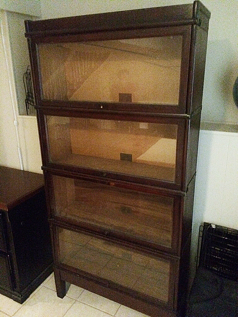 Barrister Lawyers Bookcase