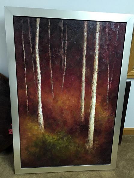 Landscape Oil Painting on Canvas