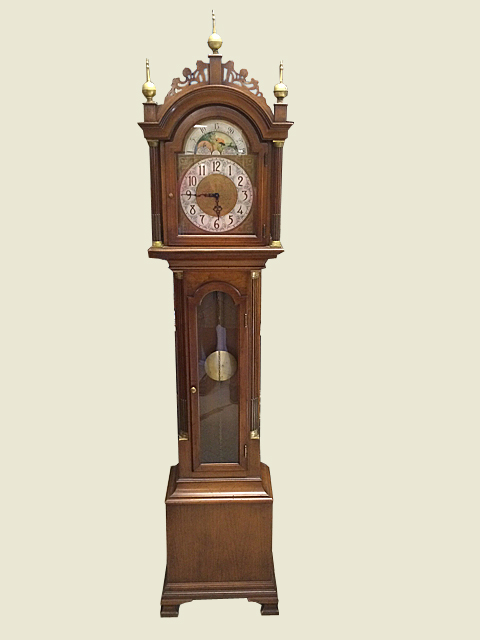Grandmother's Clock by Colonial Mfg. Co.