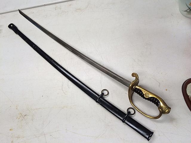 Military Dress Sword