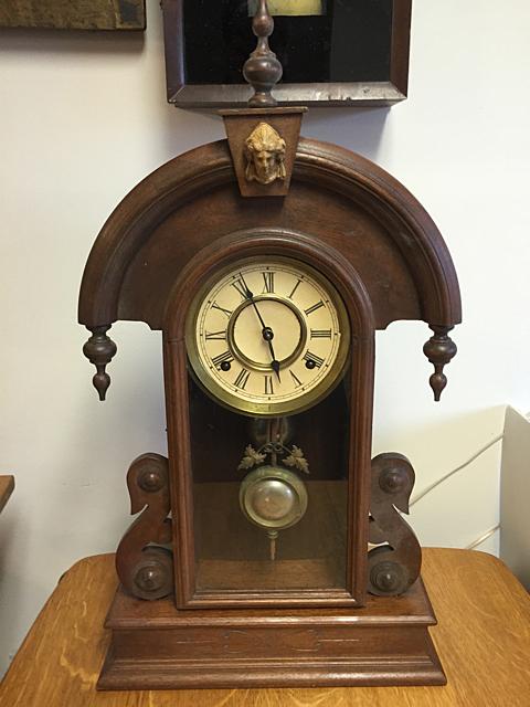 Jenny Lind Shelf Clock