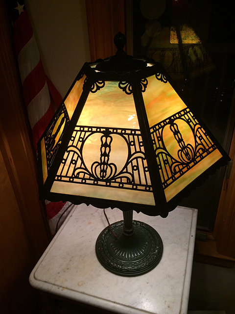 Edward Miller & Co. 1150 Table Lamp
