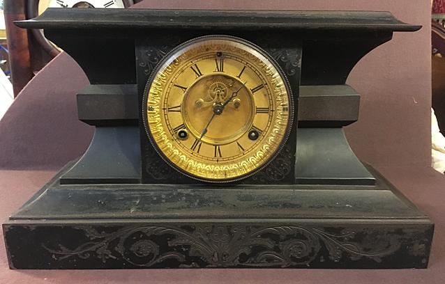 Waterbury Clock Co. Mantel Clock